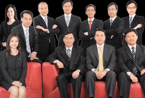 葉謝鄧律師行律師團隊